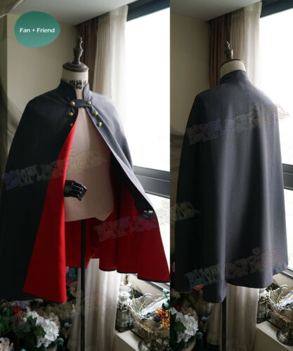 Details about  /NEW Over the Garden Wall Wirt Mantle Cape Robe Cosplay Costume