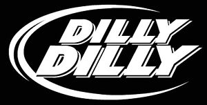 DILLY-DILLY-BUD-LIGHT-CAR-DECAL-VINYL-STICKER-RED-OR-WHITE-3-SIZES