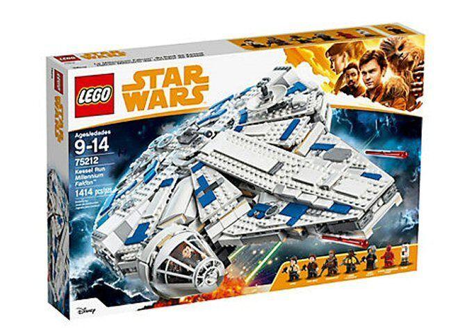 Lego Star Wars 75212 - Kessel Run Millennium Falcon™  NEU & OVP