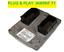 Indexbild 1 - ECU-Centralita-del-motor-Fiat-IAW5NFT1-HW102-PLUG-amp-PLAY