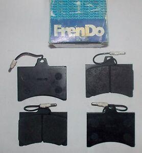 CITROEN-C15-PASTIGLIE-FRENO-ANTERIORI-FRONT-BRAKE-PADS