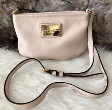 f3c094778b item 2 NWT Marc Jacobs Small Crossbody Shoulder Bag Purse In Pale Pink  Shell Leather -NWT Marc Jacobs Small Crossbody Shoulder Bag Purse In Pale  Pink Shell ...