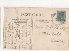 Miss Flo Wilshott The Locks Worcester 1903 412a