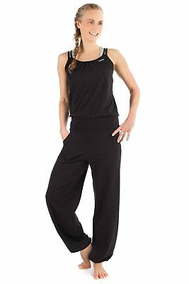 Fitness Freizeit Sport Yoga Pilates WINSHAPE Damen Jumpsuit Wjs1