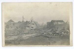 RPPC-1914-Tornado-Damage-WILKES-BARRE-PA-Luzerne-County-Real-Photo-Postcard
