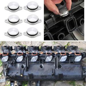6-x33mm-BMW-TAPPI-COLLETTORE-ASPIRAZIONE-FARFALLE-ASPIRAZIONE