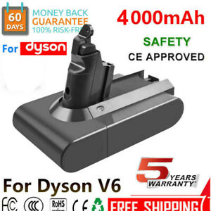4000mAh-Replacement-Battery-for-Dyson-V6-Series-Vacuum-Cleaner-SV06-DC58-DC61-AU