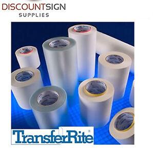 Transferrite Ultra Medium Tac Application Tape 582u Ebay