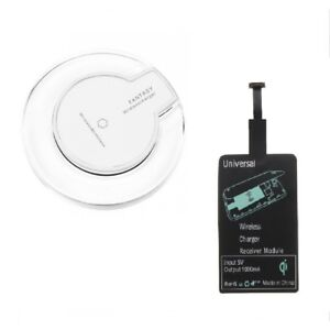 Cargador-Base-Inalambrica-Qi-Movil-Smartphone-Blanco-y-Adaptador-Negro-v433-d355