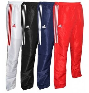 Adidas Tracksuit Bottoms Jogging Pants Sports Gym Training Trousers ... bdd7337356d