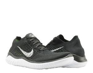 Detalles acerca de Nike Free RN Flyknit 2018 Negro Blanco De Hombre Zapatos  Para Correr 942838-001 tamaño nos 9- mostrar título original