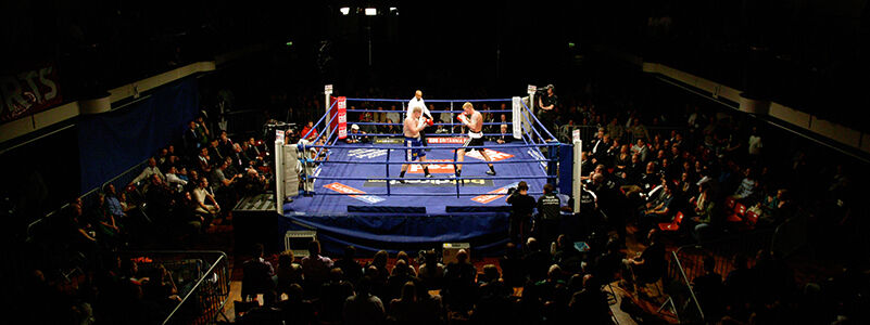 A Night Of Championship Boxing 2