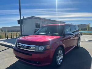 2011 Ford Flex Limited Leather Heated Seats Sunroof Navigation B.Cam AWD