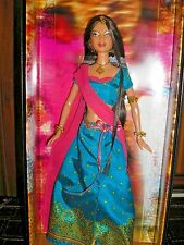 2006 Pink Label Festivals of the World Diwali Barbie Pink Label HTF