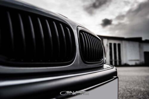 NERO LUCIDA renale 3er BMW e46 Limousine FL GRILL e92 look salberk 46021