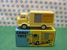 Vintage - KARRIER BANTAM Lucozade Van   -  Corgi  toys 411