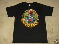 Five Finger Death Punch Sin & Violence S, M, L, Xl, 2xl Black T-shirt
