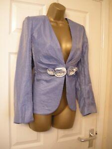 Rose 14 Ice Party Gina Garden 3d Blue Bacconi Jacket Detail Huwelijksfeest AZpTY