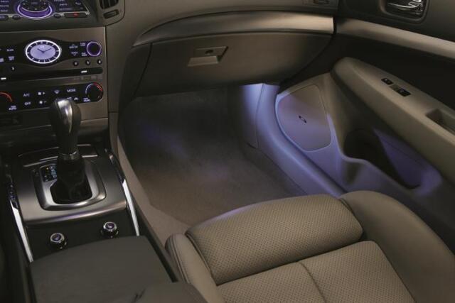 Bon INFINITI Q70 Q70L OEM Radiant Interior Accent Lighting   B64D01MA0A