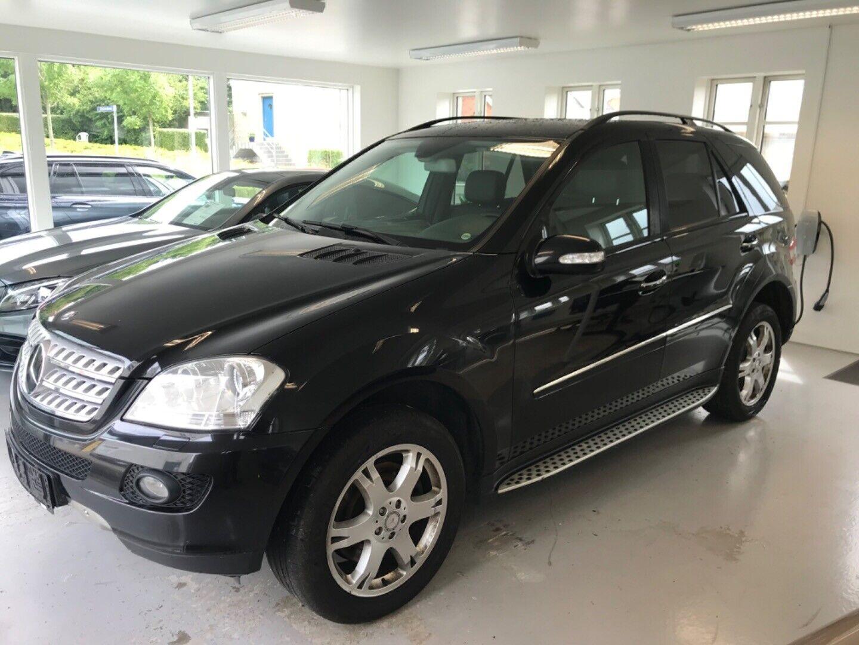 Mercedes ML420 4,0 CDi aut. 4Matic 5d - 199.500 kr.