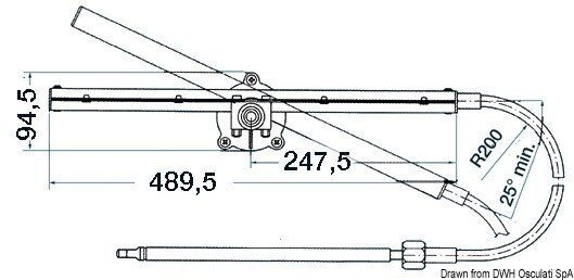 Box 45.059.23 T 86 da 23' Marca Osculati 45.059.23 Box b30dae