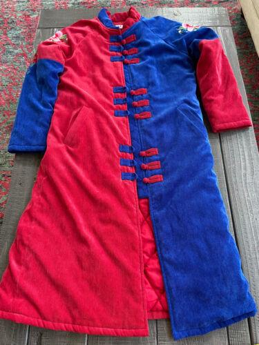 womens long winter coat xl
