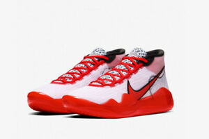Dettagli su Nike Zoom Kd 12 Qs Youtube Kevin Durant Basket Scarpe Limitata CQ7731 900