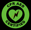 thumbnail 6 - CPR-AED-Certified-Circle-Emblem-Vinyl-Decal-Window-Sticker-Car