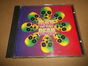 VARIOUS-ARTISTS-034-DAY-OF-THE-DEAD-034-RARE-CD-ALBUM-EXCELLENT-1995