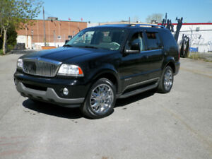 Lincoln Aviator Premium Ultimate 2005 FULL LOADED!