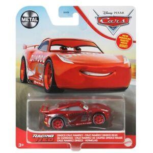 Disney Pixar Cars Dinoco Cruz Ramirez Racing Red 2021 Diecast Toy Car