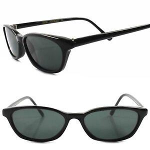 d09b96806d0a Old Stock Classic True Vintage 80s 90s Urban Fashion Black Rectangle ...