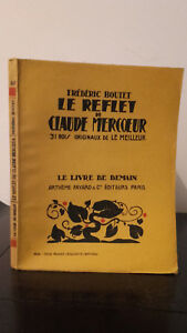 Frederic-Boutet-El-Reflejo-De-Claude-Mercoeur-1926-Edicion-Artheme-Fayard