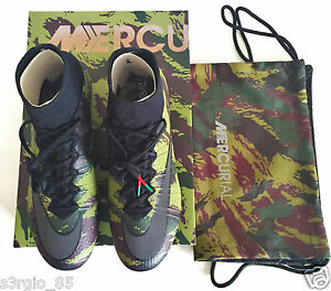 Image is loading Nike-Mercurial-Superfly-SE-FG-Dark-Army-Soccer-