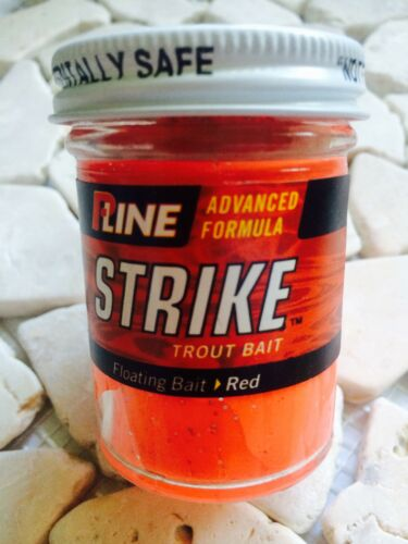 P LINE STRIKE ADVANCED TROUT BAIT ⭐FREE