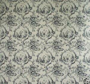 Details About 16sr Lovely Strahan Historic French Toile Wallpaper