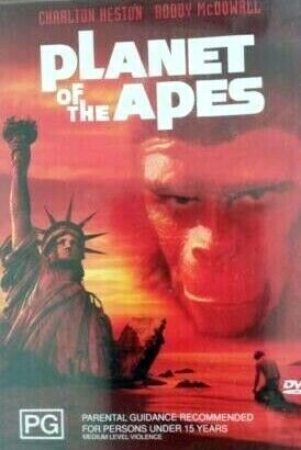 Planet Of The Apes : Charlton Heston  : NEW DVD * FREE EXPRESS POST *