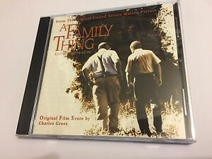 A-FAMILY-THING-Charles-Gross-OOP-1996-Edel-Soundtrack-Score-OST-CD-NM