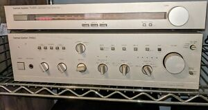 Vintage-Harman-Kardon-PM665-Stereo-Amplifier-and-TU610-Linear-Phase-Stereo-Tuner