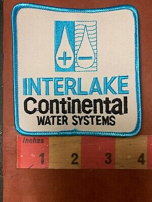 BALTIMORE AIRCOIL COMPANY Advertising Patch Cooling Systems 84X9 Vtg B.A.C