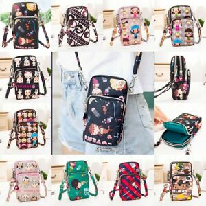 90c91184860d Mini Shoulder Bag Purse Cross-body Wallet Coin Cell Phone Case ...