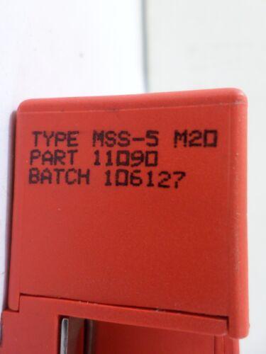 Used Trojan 5 AC-15 Guard Master Safety Switch MSS-5 M20