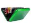miniatuur 42 - RFID-Aluminium-Brieftasche-Kreditkartenhalter-Kartenetui-Metall-ID-Etui-Amadeus