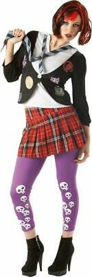 Rubies St Trinians Posh Totty Fancy Dress Costume Extra Small UK Size 4-6