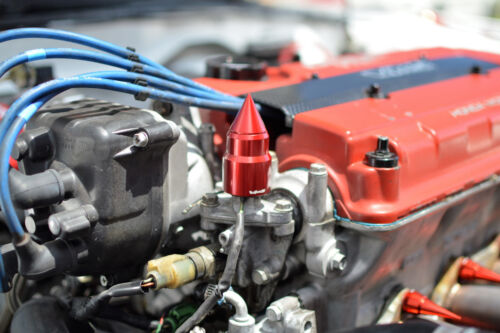 VMS GUN METAL Honda Acura Civic Integra SPIKE VTEC Solenoid Cover OBD1//2 B D H