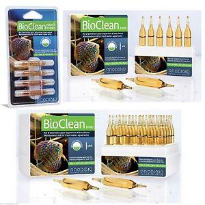 Prodibio Bio Clean Freshwater (Nettoie naturellement votre aquarium) Vendeur autorisé