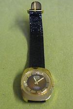 Armbanduhr - Olympia Moskau 1980 - Slava - 17 Jewels - vergoldet