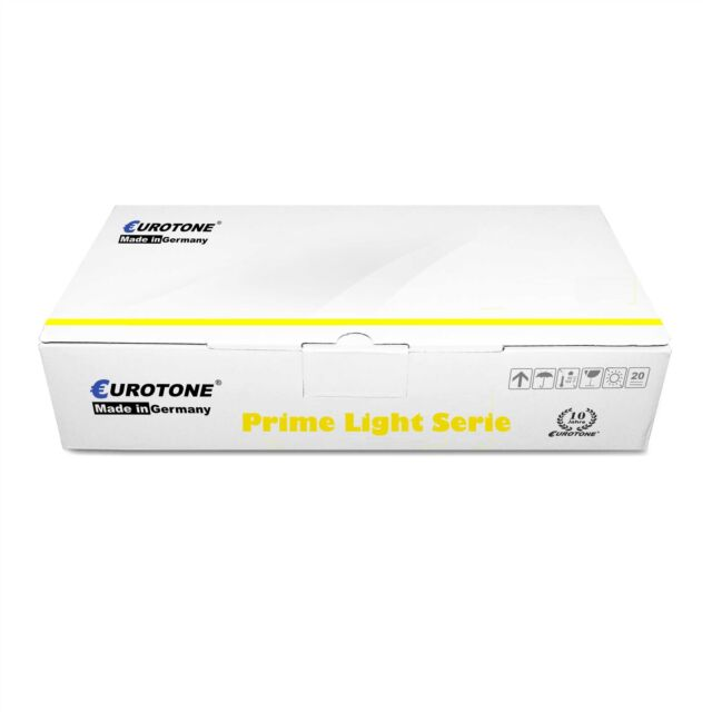 PRIME Toner/Chip GELB XXL ersetzt Lexmark 702HY 70C2HY0