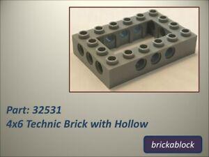 NEW /& GENUINE Lego Part 2730 1x10 Technic Brick Choose 1,2,4,6,8 or 10