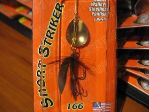 Joe-039-s-Flies-Spinner-Bait-Short-Striker-Joes-Favorite-166-Size-8-Factory-USA